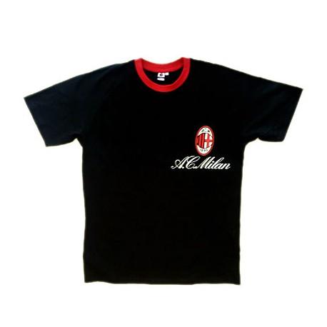Tričko AC MILAN černé 5-6 let