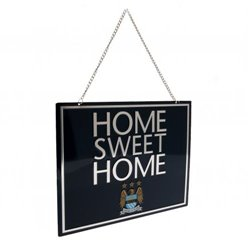Cedule MANCHESTER CITY FC Home Sweet Home