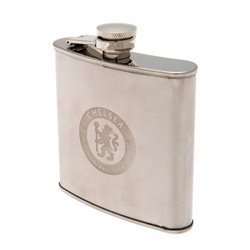 Placatka CHELSEA FC Hip Flask Chrom