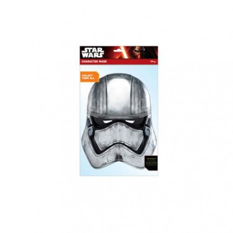 Maska The Force Awakens Star Wars Captain Phasma