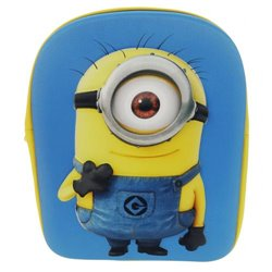 Batoh Despicable Me Mimoni 3D Junior