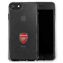 Kryt Na iPhone 7 Arsenal FC průhledný