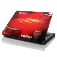 Skin (fólie) na Notebook ARSENAL FC 14-17""
