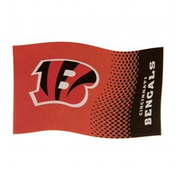 Vlajka Cincinnati Bengals fd