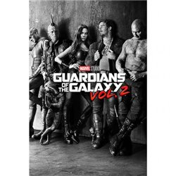 Plakát Guardians Of The Galaxy 2 214