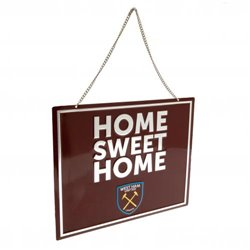 Cedule West Ham United FC Home Sweet Home