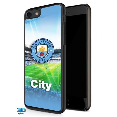 Kryt Na iPhone 7 Manchester City FC 3D