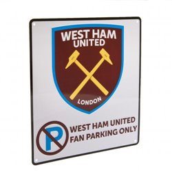 Cedule West Ham United FC No Parking