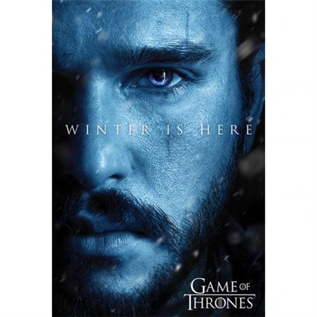 Plakát Game Of Thrones Jon Snow 227