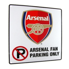 Cedule ARSENAL FC No Parking