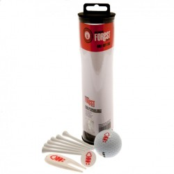 Nottingham Forest F.C. Golf Gift Tube