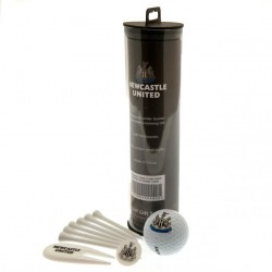 Newcastle United F.C. Golf Gift Tube