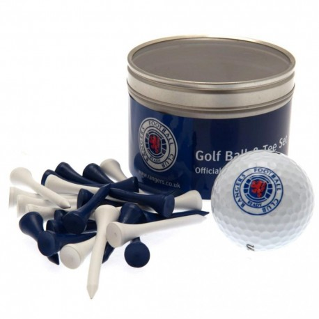 Rangers F.C. Ball &amp,amp, Tee Set
