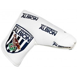 West Bromwich Albion F.C. Blade Puttercover &amp,amp, Marker