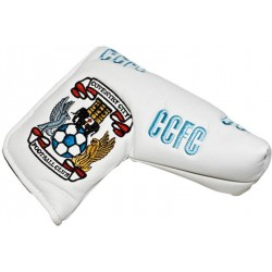 Coventry City F.C. Blade Puttercover &amp,amp, Marker
