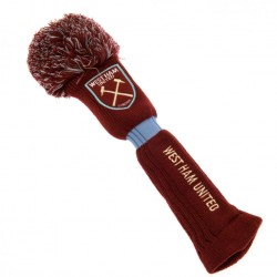 West Ham United F.C. Headcover Pompom (Driver)