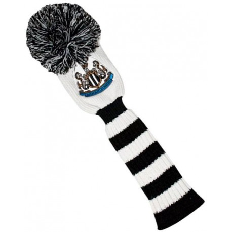 Newcastle United F.C. Headcover Pompom (Driver)