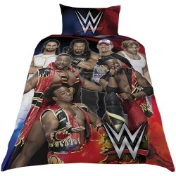 WWE Single Duvet Set Super 7