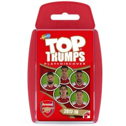 Arsenal F.C. Top Trumps