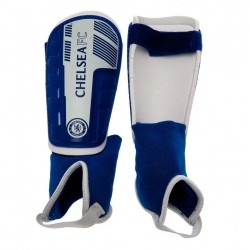 Chelsea F.C. Shin &amp,amp, Ankle Pads Youths