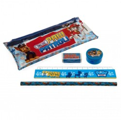 Paw Patrol PVC Pencil Case Set