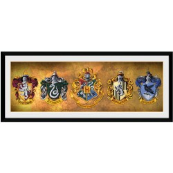 Harry Potter Picture House Crests 30 x 12