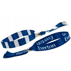 Everton F.C. Festival Wristbands
