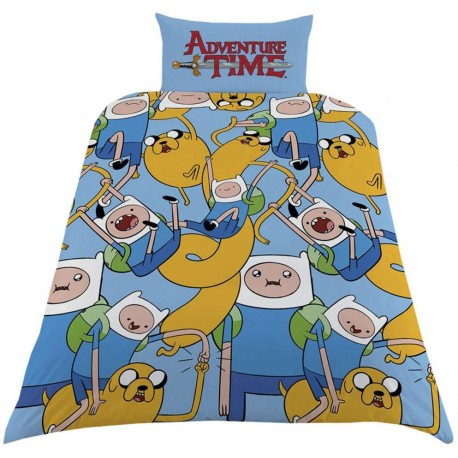 Adventure Time Single Duvet Set