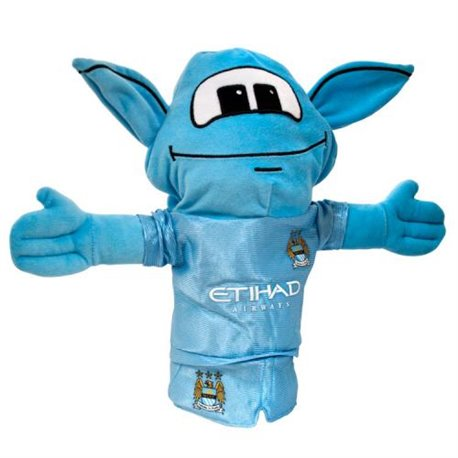 Headcover Manchester City FC Maskot