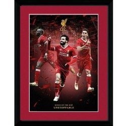 Liverpool F.C. Picture Kings Of The Kop 16 x 12
