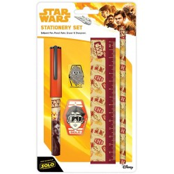 Star Wars 5pc Stationery Set