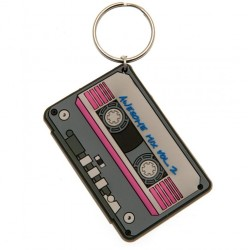 Guardians Of The Galaxy 2 Keyring Mix Tape