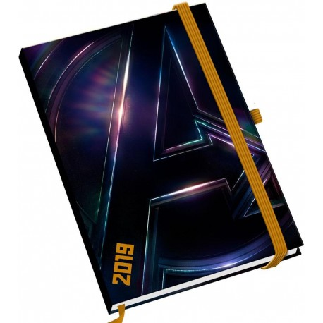 Avengers A5 Diary 2019