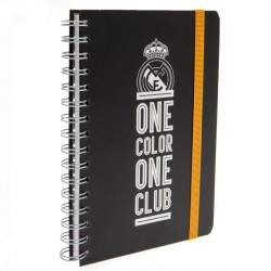Real Madrid F.C. Notebook
