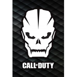 Call Of Duty Poster Skull 176