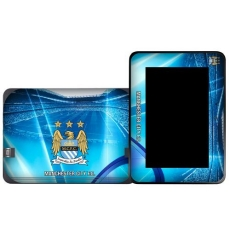 Skin (fólie) na Kindle Fire HD MANCHESTER CITY FC